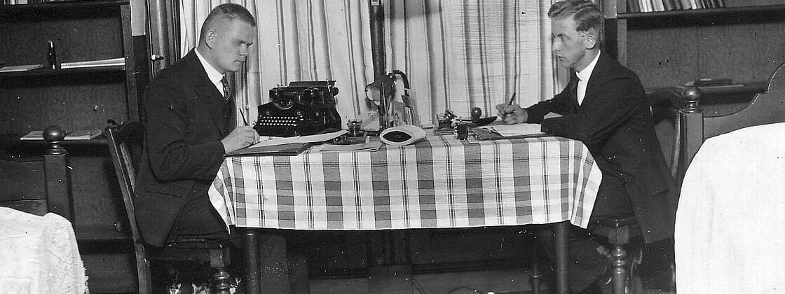 Hamburger Seminaristen 1928