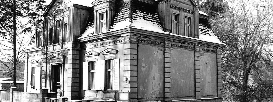 Seminargebäude Buckow 1949