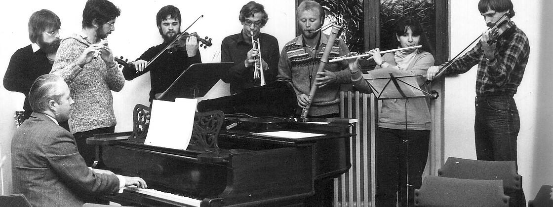 Gemeinschaftsabend 1983 in Hamburg