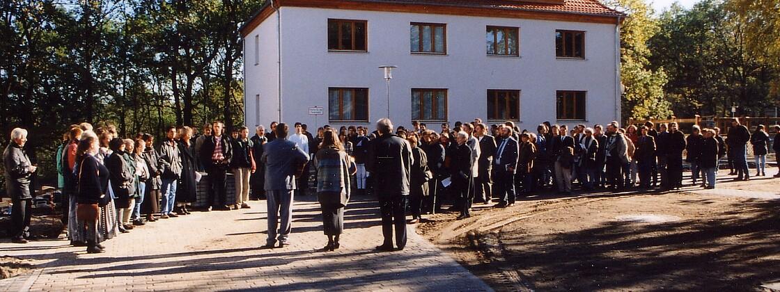 Elstal Einweihung 1997